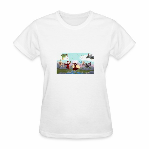 Jali and The Crew - Women's T-Shirt
