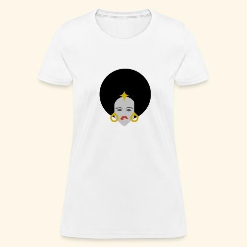 Afro Cuban Goddess - Women's T-Shirt
