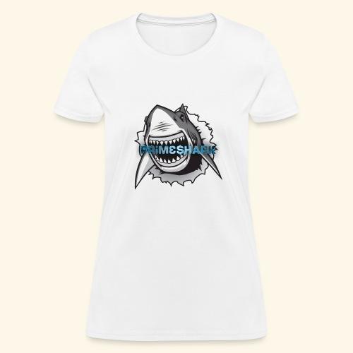 Shark attack - Women's T-Shirt