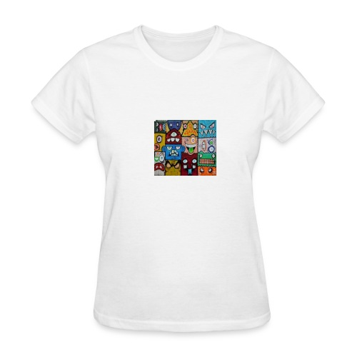 Multiple Personality - Women's T-Shirt
