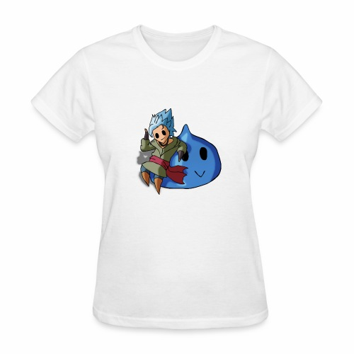 cute video game character - Women's T-Shirt