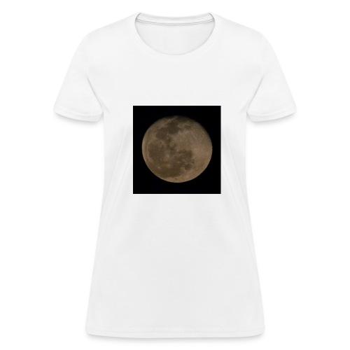 moon 2015 - Women's T-Shirt