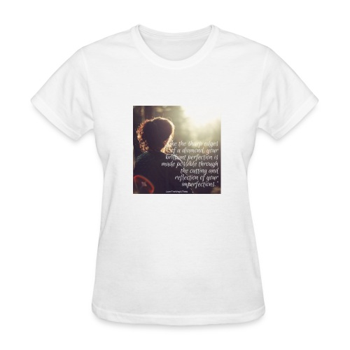perfection-imperfections - Women's T-Shirt