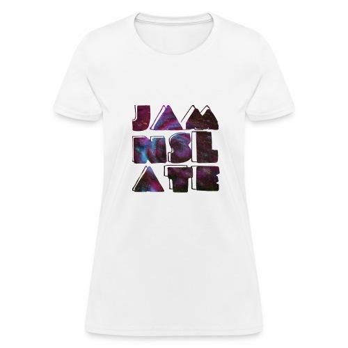 Space Logo - Women's T-Shirt