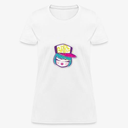 girls shirt - Women's T-Shirt