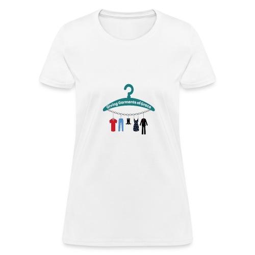 Giving Garments of Grace - Women's T-Shirt