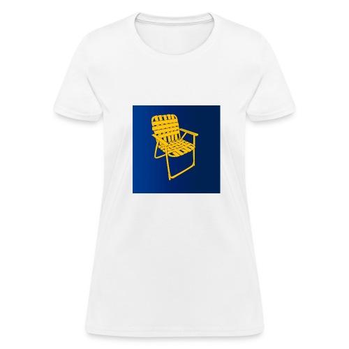 Siting chair - Women's T-Shirt