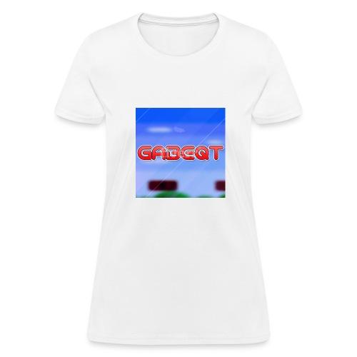 Gabeqt logo - Women's T-Shirt