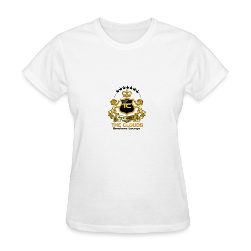 The Clouds LOGO - Women's T-Shirt