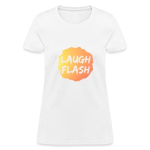 Laugh Flash Origin - Women's T-Shirt
