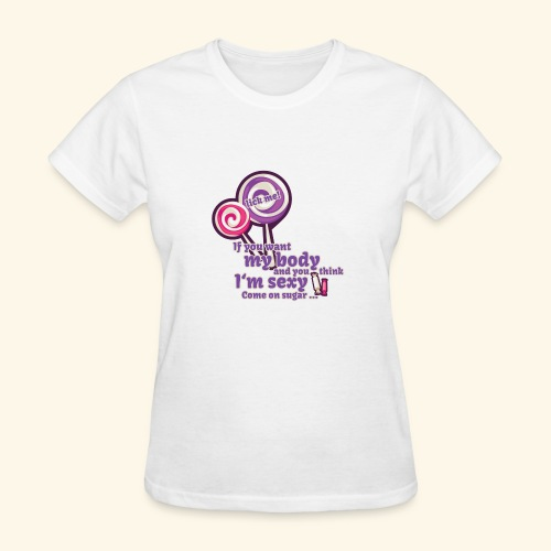 Do you think - Women's T-Shirt
