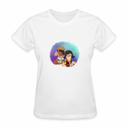 Au Ra couple - Women's T-Shirt
