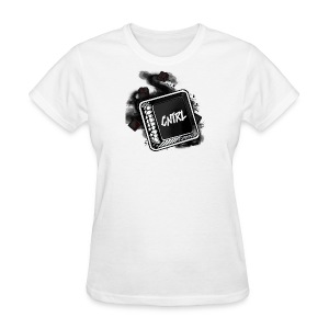 New CNTRL Logo - Women's T-Shirt