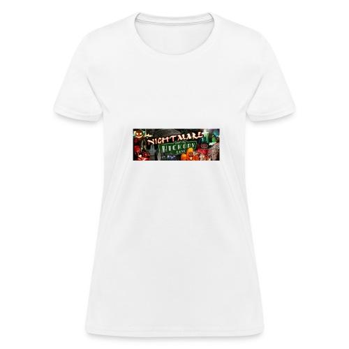 Nightmare on Hickory Lane - Women's T-Shirt