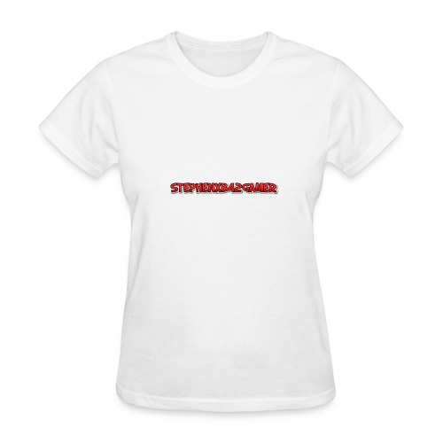 stephenxb42gamer logo - Women's T-Shirt
