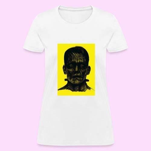 Frankenstein - Women's T-Shirt