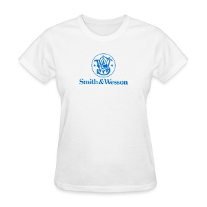 Smith & Wesson (S&W) - Women's T-Shirt