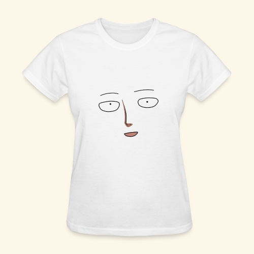 Saitama Egg Face - Women's T-Shirt