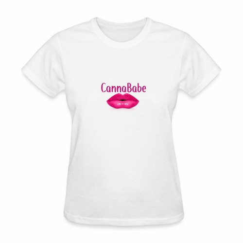 CannaBabe - Women's T-Shirt