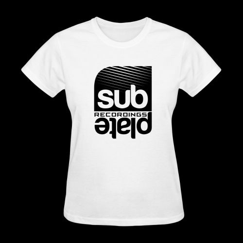 Subplate Recordings - Logo White - Women's T-Shirt