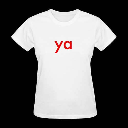 ya - Women's T-Shirt