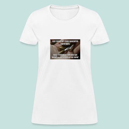 Dating - Women's T-Shirt
