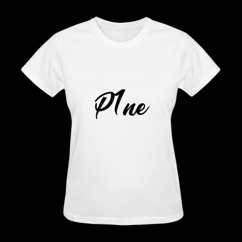 P1neMusic Black - Women's T-Shirt