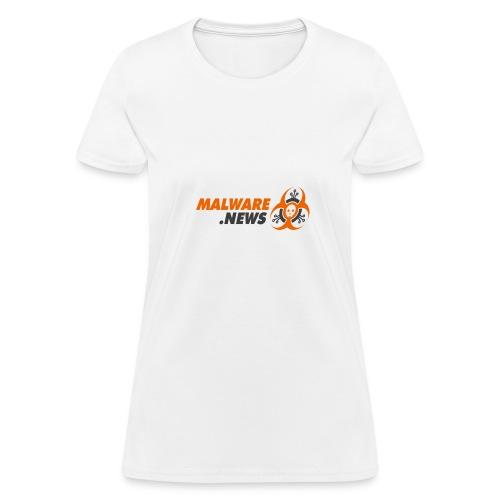 Malware News - Women's T-Shirt