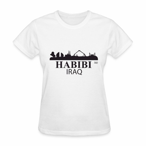 Habibi Iraq - Women's T-Shirt