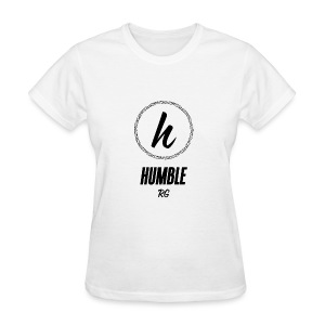 Humble - Women's T-Shirt