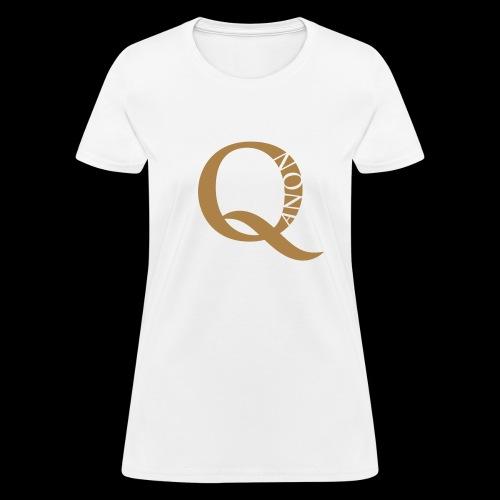 Q Anon - Q-ANON QANON SHIRT - Women's T-Shirt