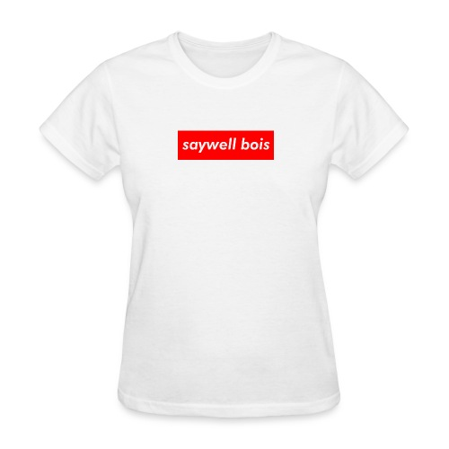saywell supreme - Women's T-Shirt