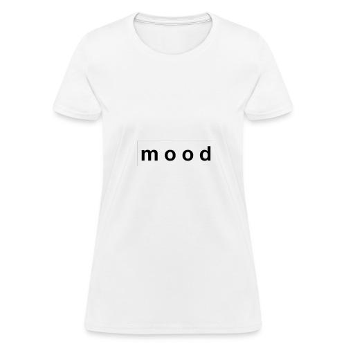 MOOD 2 - Women's T-Shirt