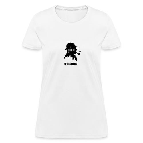 sherlock holmes - Women's T-Shirt