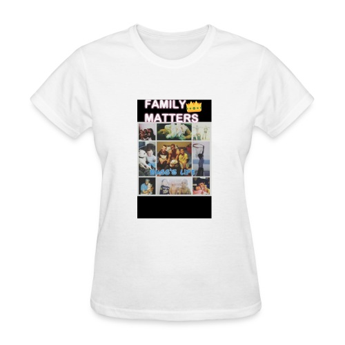 Family matter - Women's T-Shirt