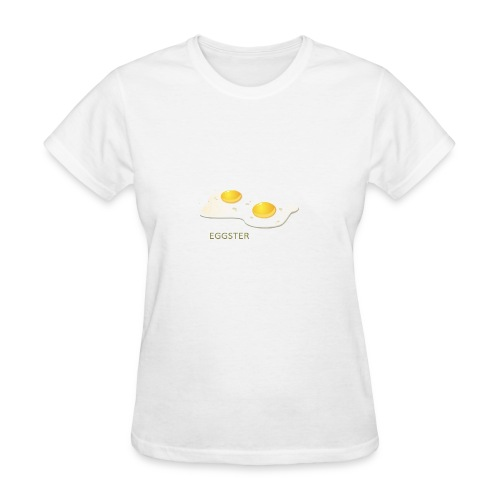 youtube EGGSTERS - Women's T-Shirt