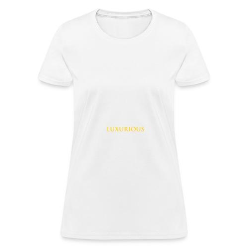 A business logo - Women's T-Shirt