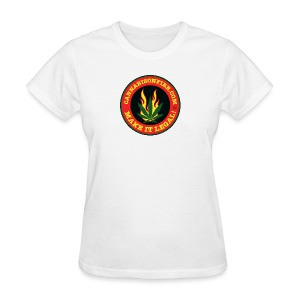 Make Cannabis Legal Cannabis Tshirts 420 wear - Women's T-Shirt