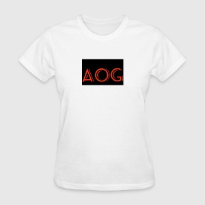 AoG Squad Merch - Women's T-Shirt