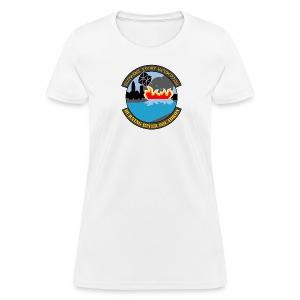 Burning River Squadron - Women's T-Shirt