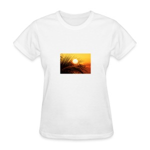 beautiful jamaica - Women's T-Shirt