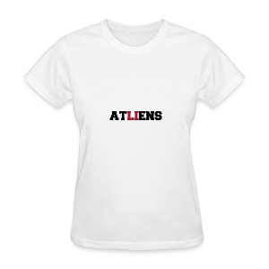 ATLIENS - Women's T-Shirt