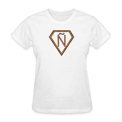 Ñ Orange - Women's T-Shirt