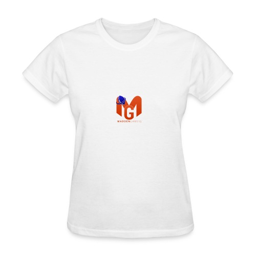 MaddenGamers MG Logo - Women's T-Shirt