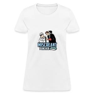 Miscreant puncher - Women's T-Shirt