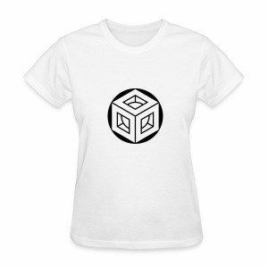 crop circles 51 - Women's T-Shirt