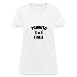 6 Versus 6 - Women's T-Shirt