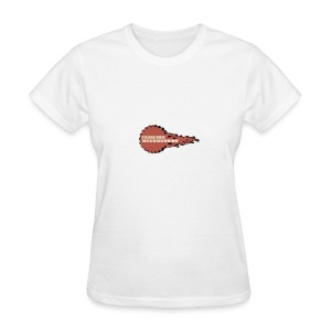 Fireball Saw Logo - Women's T-Shirt