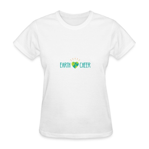 earth cheer - Women's T-Shirt