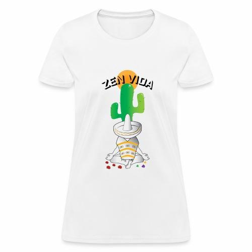Zen Vida - Women's T-Shirt